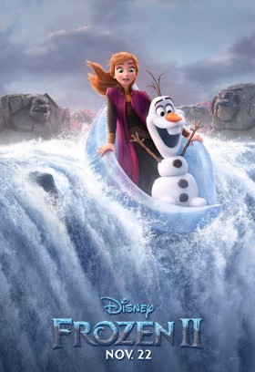 Frozen 2 Film Poster (14)