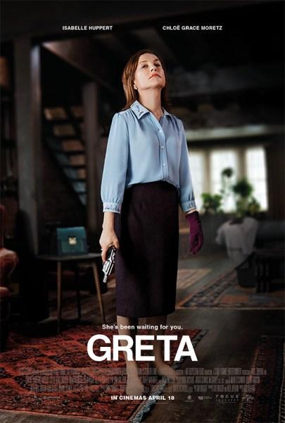 GRETA UK Poster