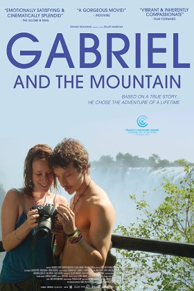 Gabriel And The Mountain Movie Poster