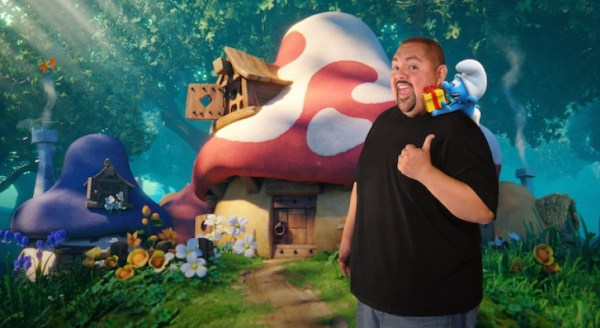 Gabriel Iglesias As Jokey Smurf