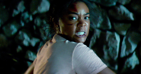 Gabrielle Union in the movie Breaking In