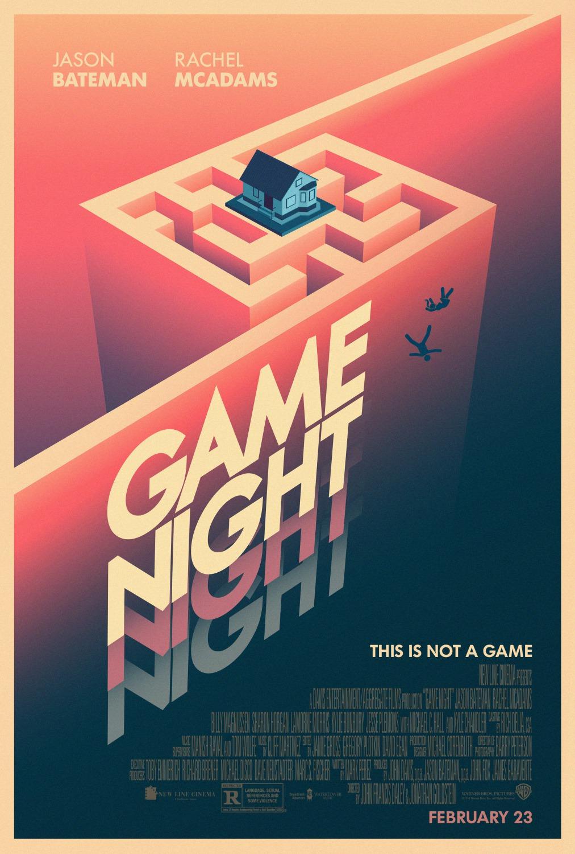 Game Night Trailer Deutsch