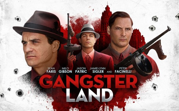 Gangster Land New Banner