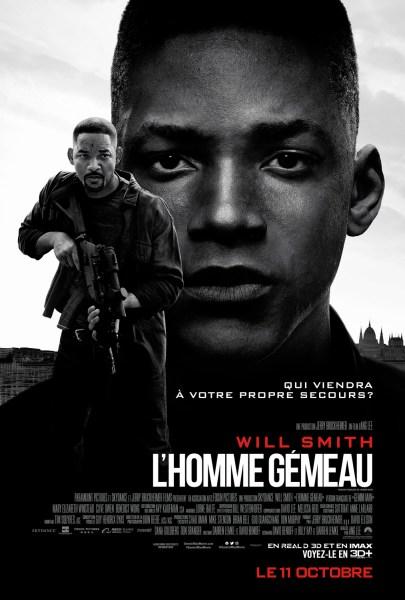 Gemini Man French Poster