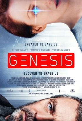 Genesis Movie Poster (1)
