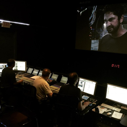 Geostorm - Post-Production Picture