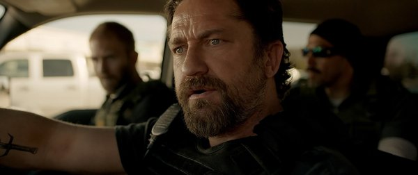 Gerard Butler - Den Of Thieves Movie
