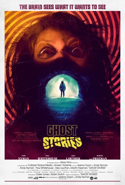 Ghost Stories New Film Poster