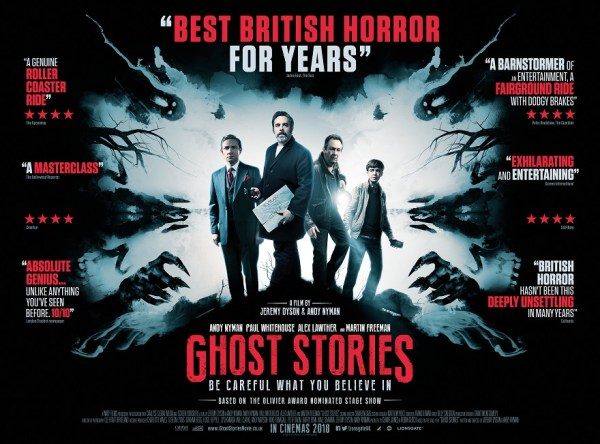 Ghost Stories UK Banner Poster