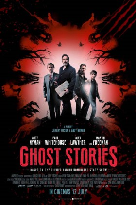 Ghost Story Malaysia Poster