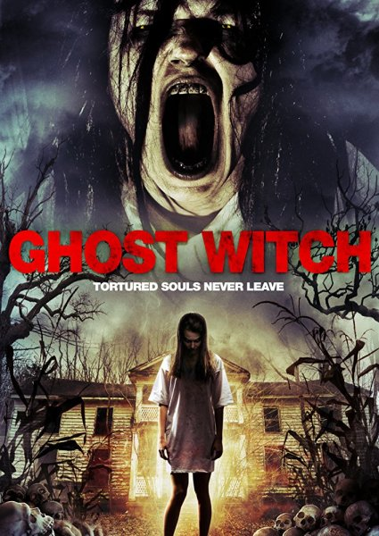 Ghost Witch Movie Poster
