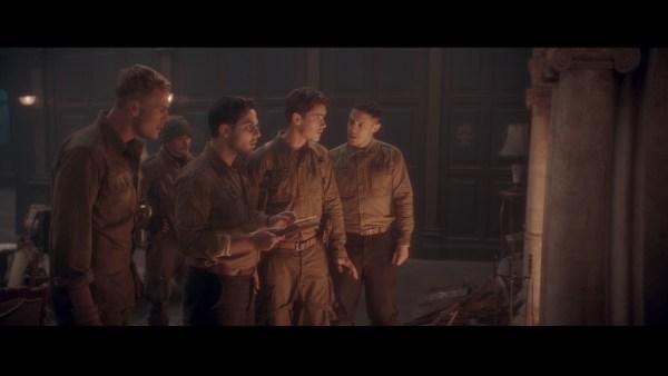 Ghosts Of War Movie