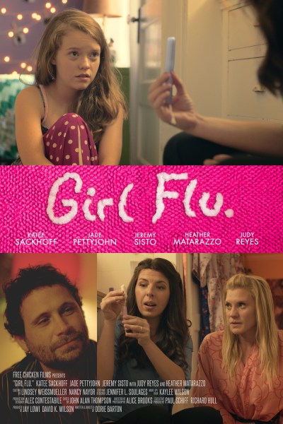 Girl Flu Movie Poster