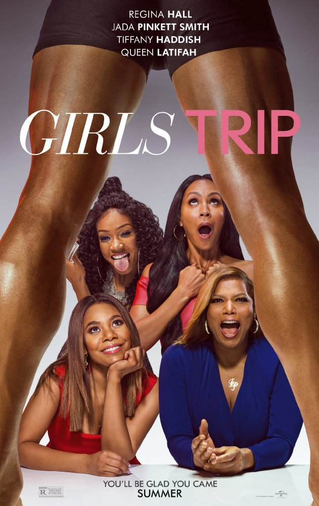 Image Result For Girls Trip Official Released Trailer New Movie Trailer Girls Out