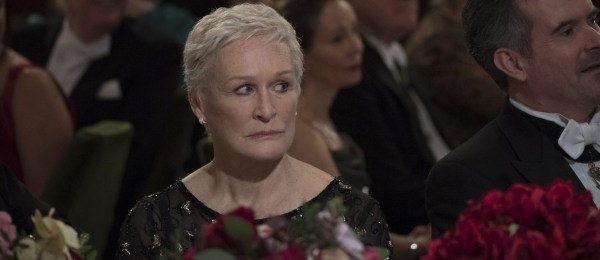 Glenn Close The Wife Movie