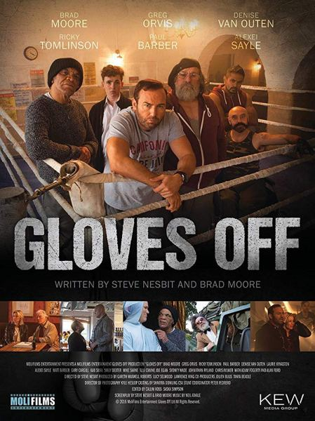 Gloves Off Movie Poster
