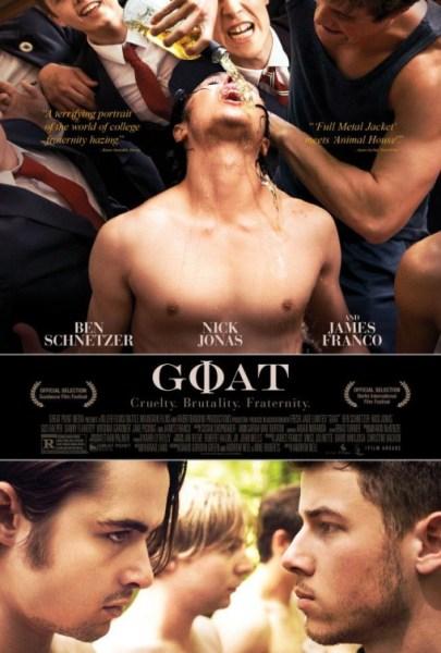 Goat New Poster