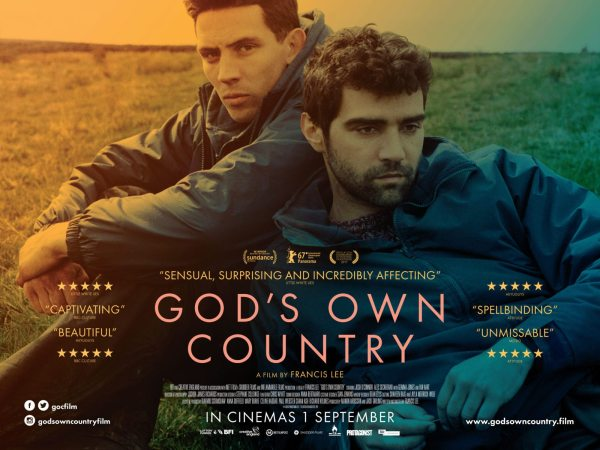 God's Own Country Film Banner Poster