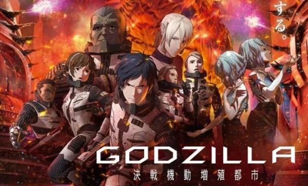 Godzilla City On The Edge Of Battle 2018