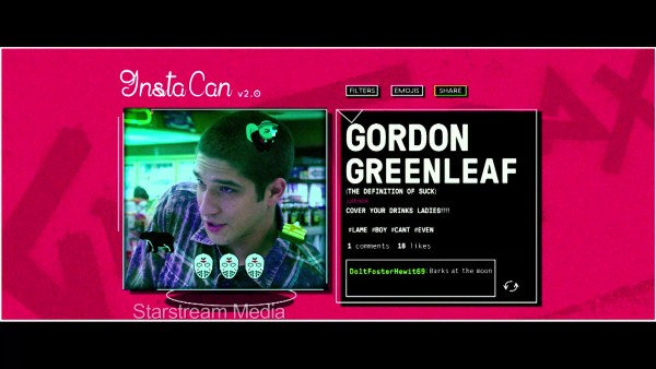 Gordon Greenleaf - Yoga Hosers Movie