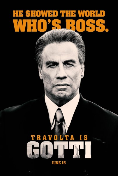 Gotti New Film Poster