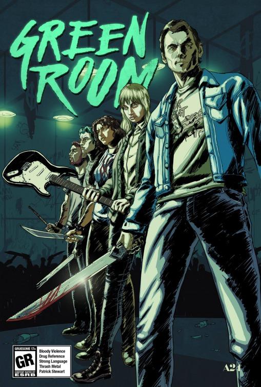 Green Room Trailer