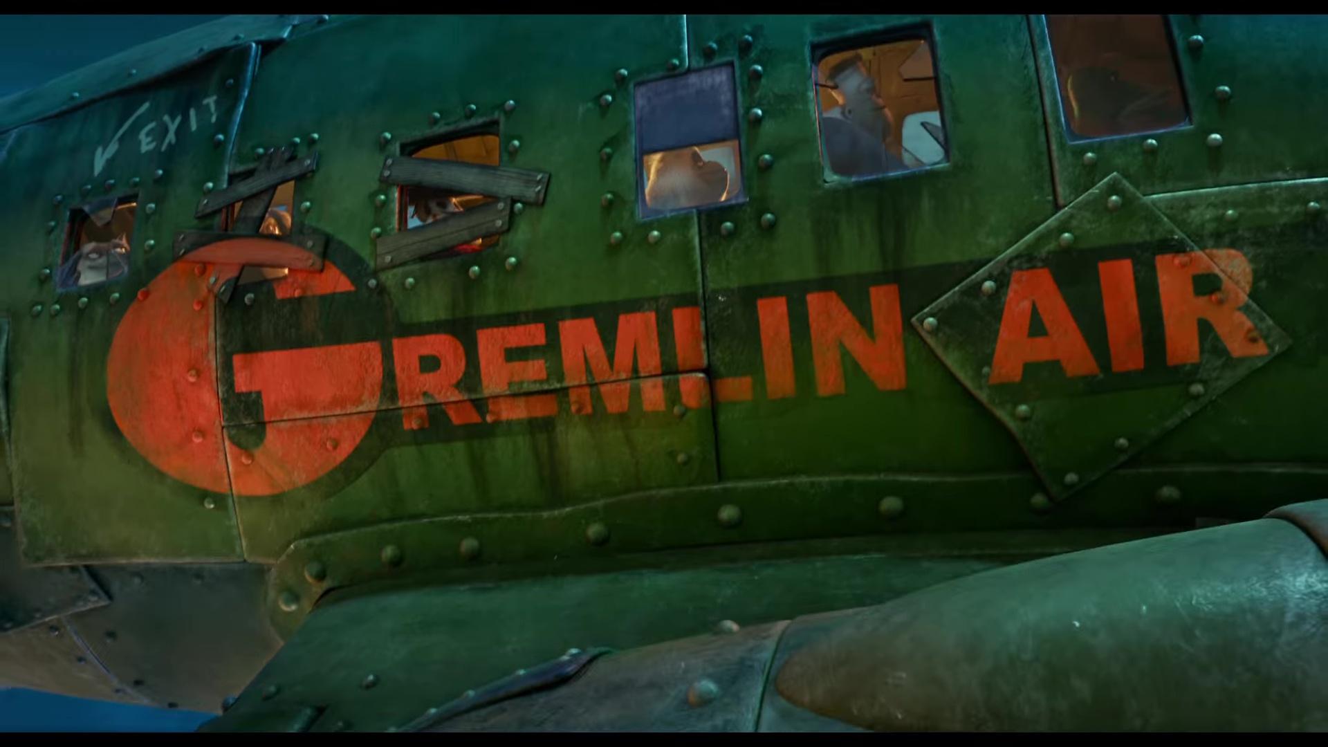 Hotel Transylvania 3 Summer Vacation >> Hotel Transylvania 3 Summer Vacation Movie – Gremlin Air ...