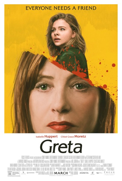 Greta New Film Poster