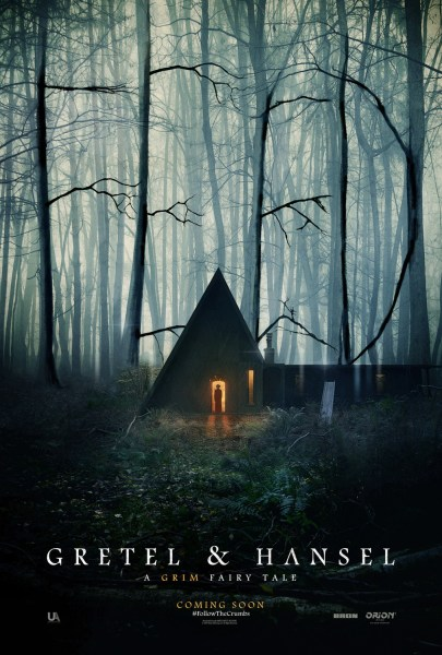 Gretel And Hansel Movie Poster