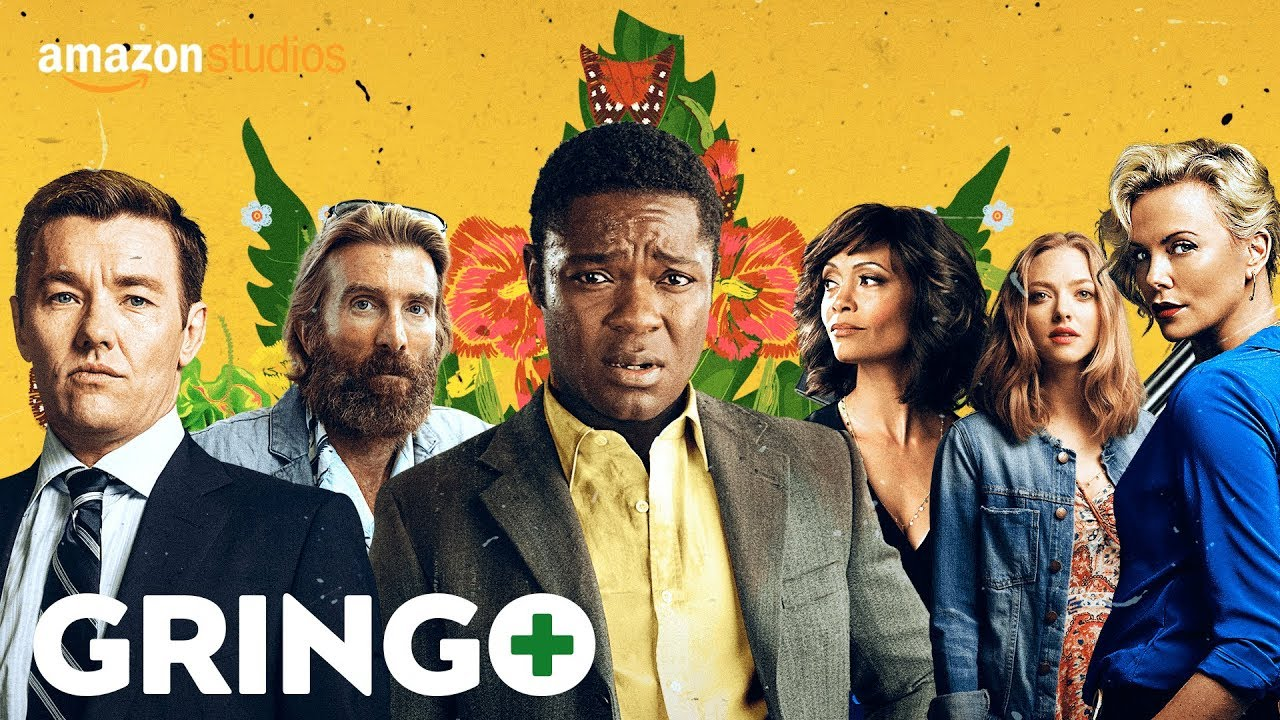 Gringo Movie Trailer Teaser Trailer