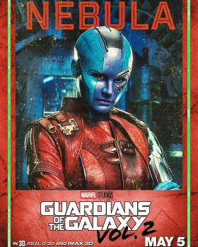 Guardians Of The Galaxy 2 - Nebula