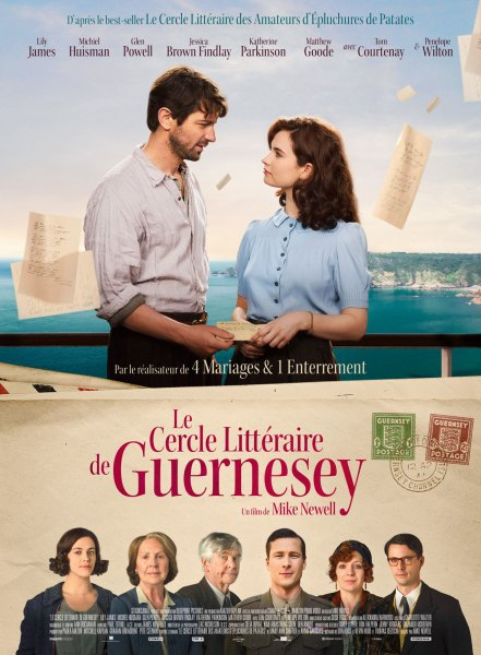 Guernsey French Poster