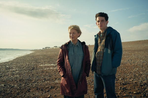 HOPE GAP - ANNETTE BENING and JOSH O'CONNOR