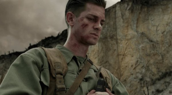 Hacksaw Ridge Movie - Andrew Garfield