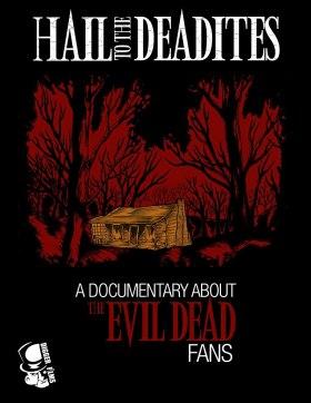 Hail To The Deadites Teaser Poster
