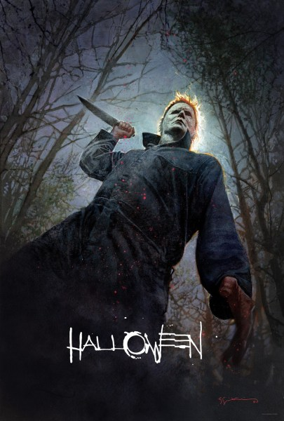 Halloween New Film Poster