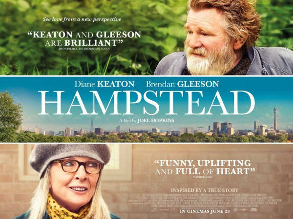 Hampstead UK Poster