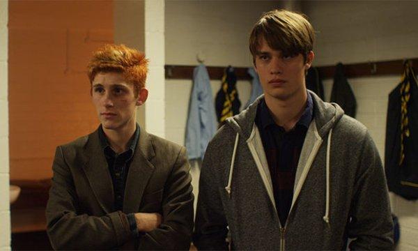 Handsome Devil Movie - Fionn O'Shea And Nicholas Galitzine