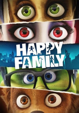 Happy Family Teaser Poster