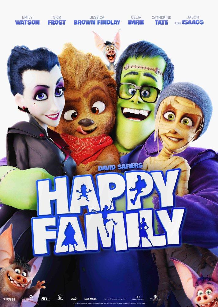 happy family movie trailer teaser trailer
