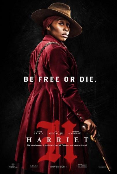 Harriet New Poster
