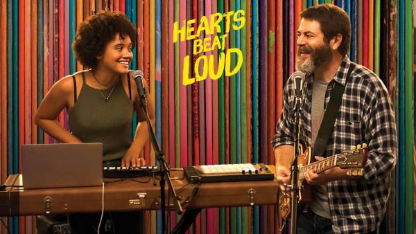 Hearts Beat Loud Movie Nick Offerman And Kiersey Clemons