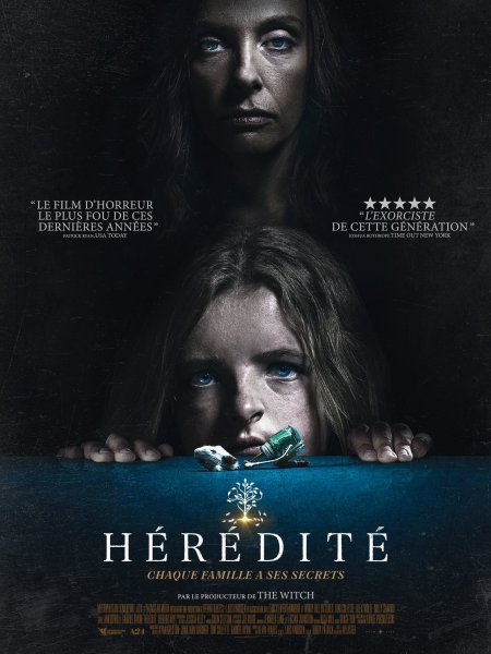 Hereditary French Poster
