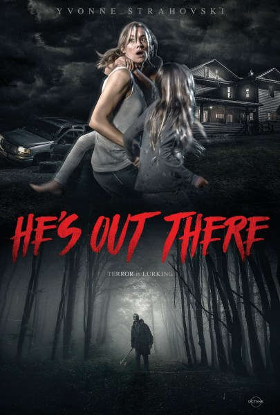 He's Out There Movie Poster