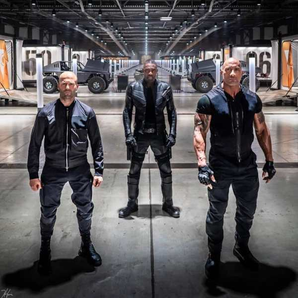 Hobbs And Shaw New Promo Picture
