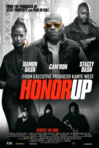 Honor Up Movie Poster