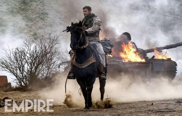 Horse Soldiers Movie