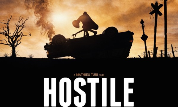 Hostile Post Apocalyptic Movie 2017