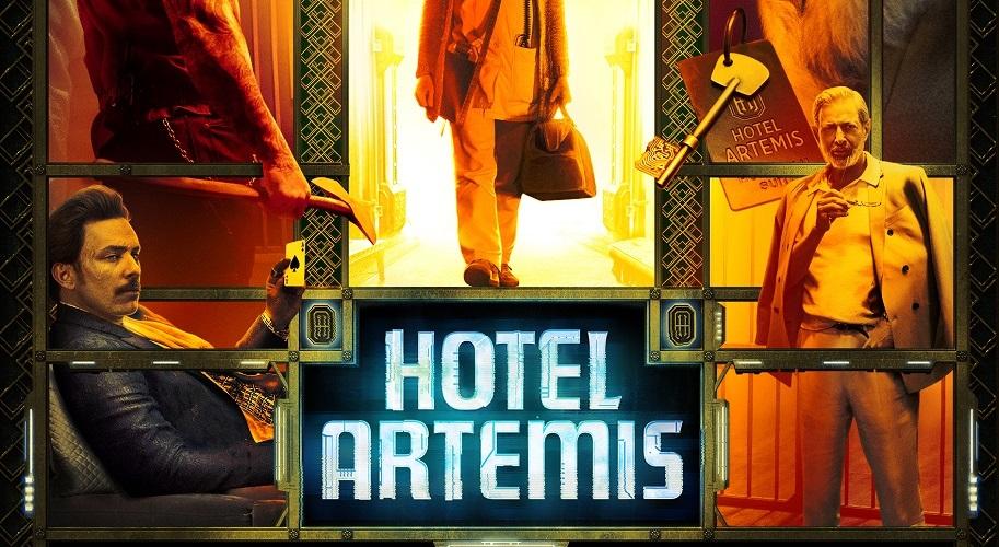 Hotel Artemis | Teaser Trailer