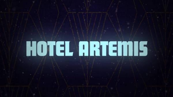 Hotel Artemis Movie 2018